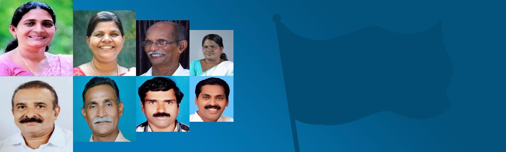 LSGD election winners